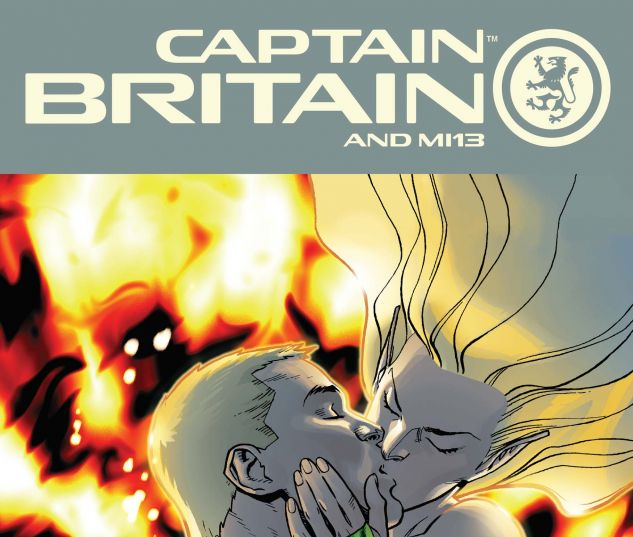CAPTAIN BRITAIN AND MI: 13 (2008) #9