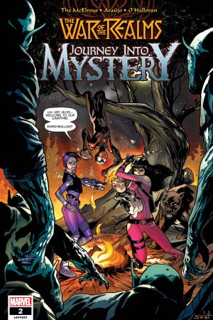 War of the Realms: Journey Into Mystery (2019) #2