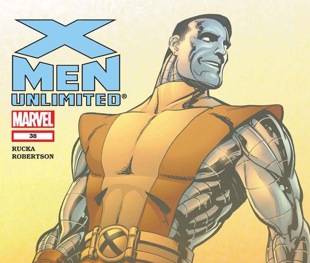 X-Men Unlimited #38