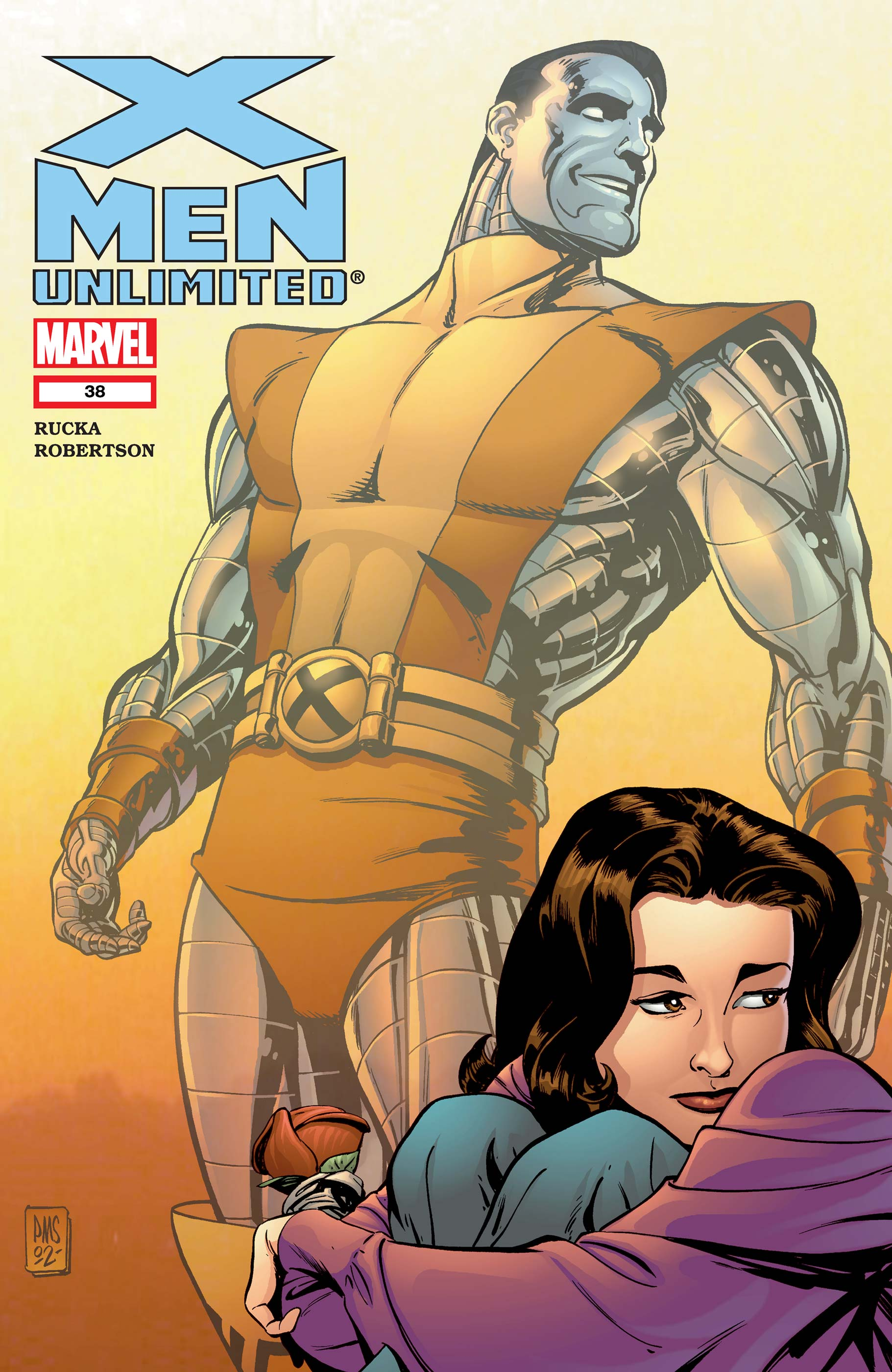 X-Men Unlimited (1993) #38
