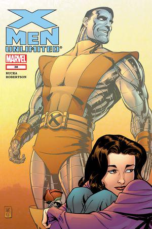 X-Men Unlimited #38