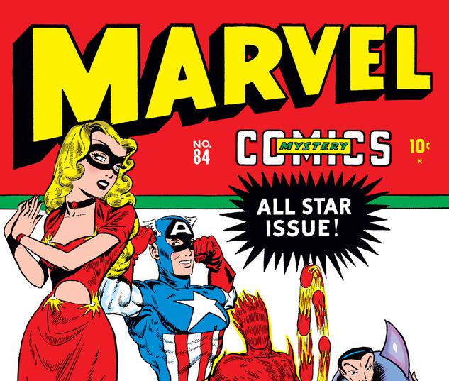 Marvel Mystery Comics #84