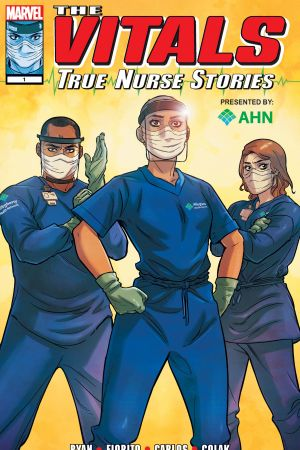 The Vitals: True Nurse Stories