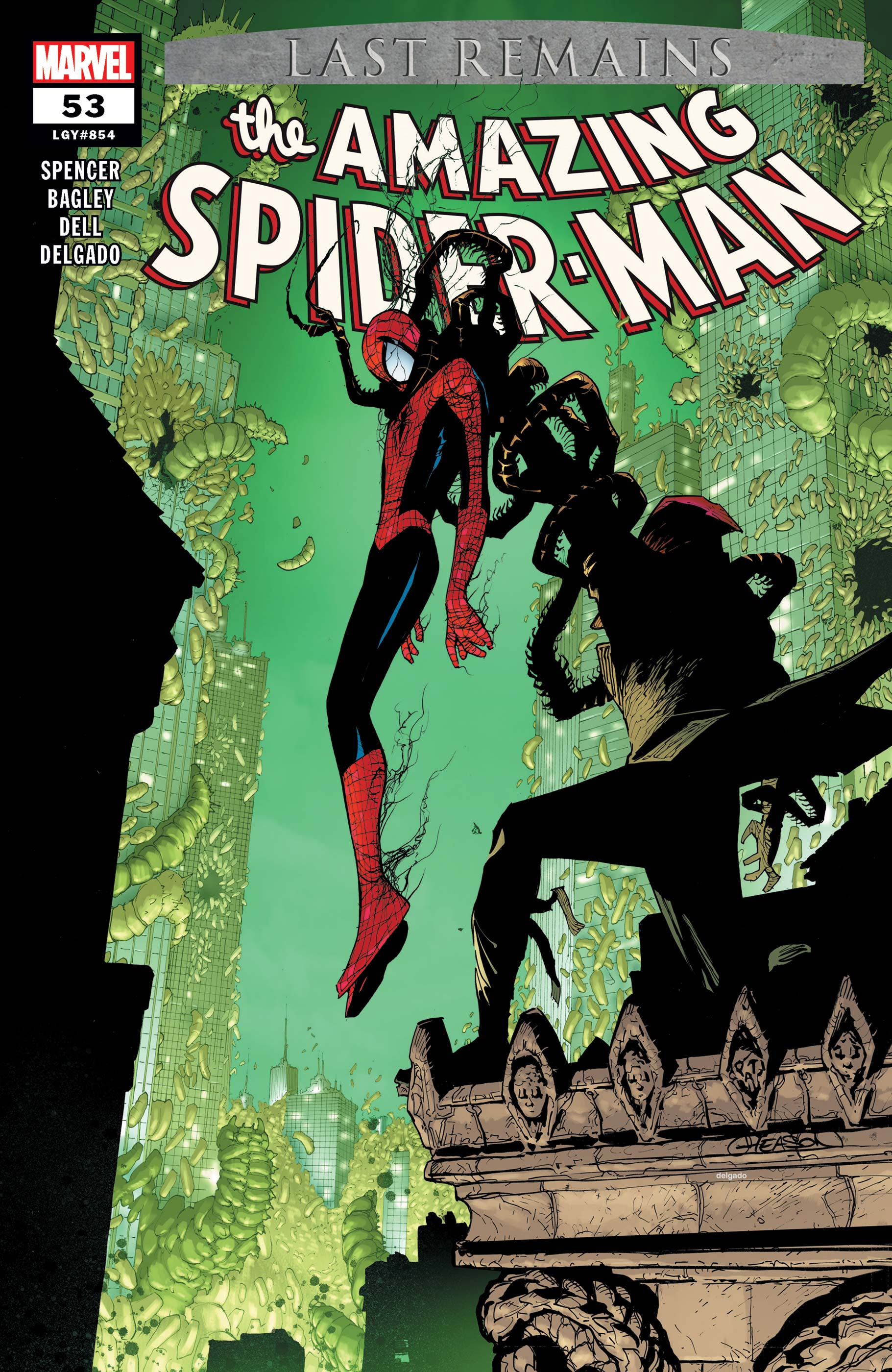 The Amazing Spider-Man (2018) #53