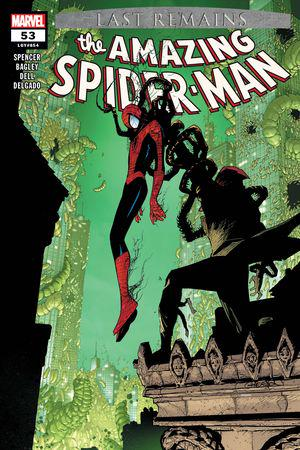 The Amazing Spider-Man #53