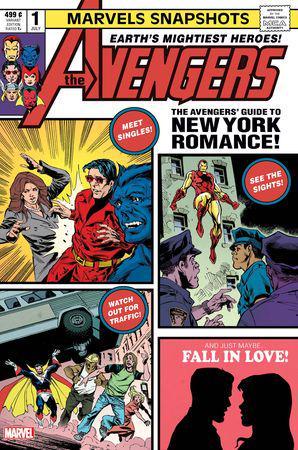 Avengers: Marvels Snapshots (2020) #1 (Variant)