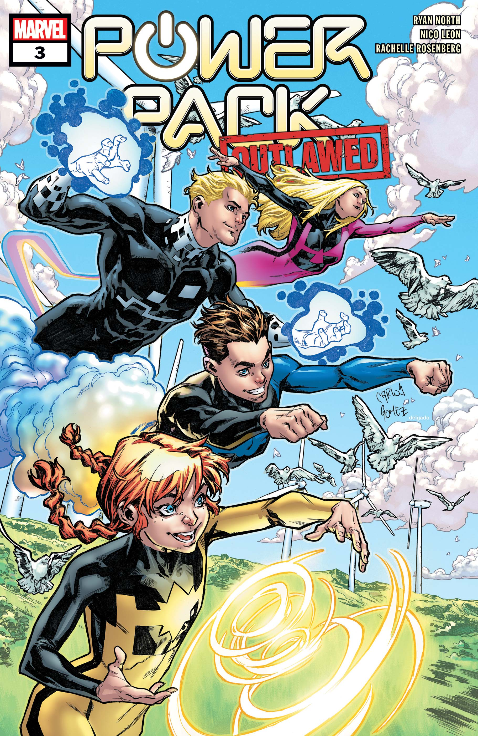 Power Pack (2020) #3