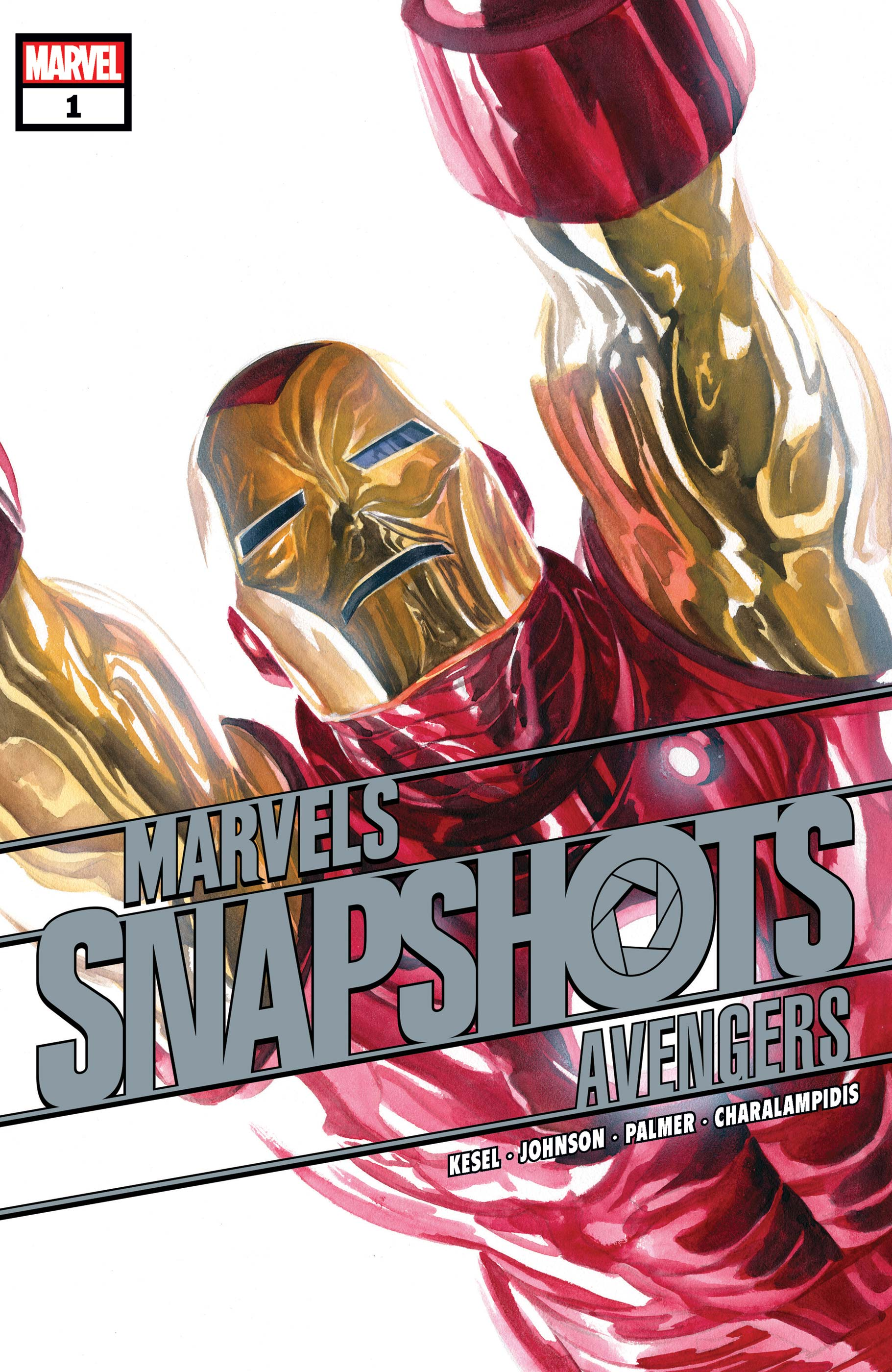 Avengers: Marvels Snapshots (2020) #1