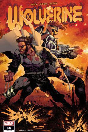 Wolverine (2020) #10