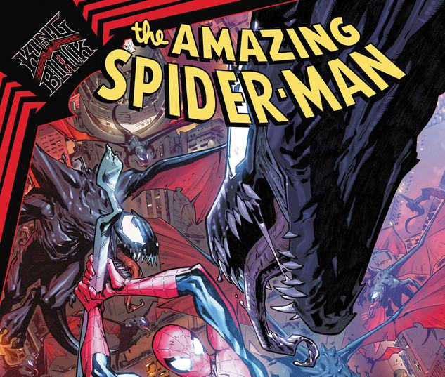 KING IN BLACK: SPIDER-MAN 1 #1