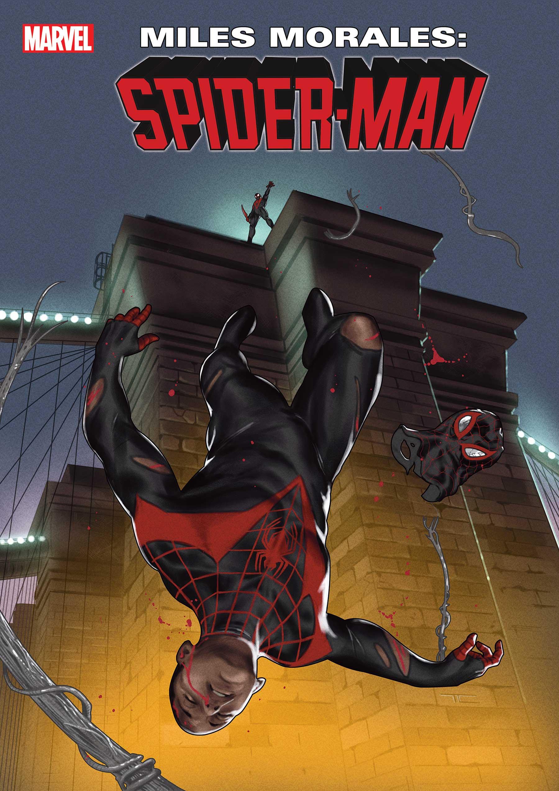 Miles Morales: Spider-Man (2018) #28