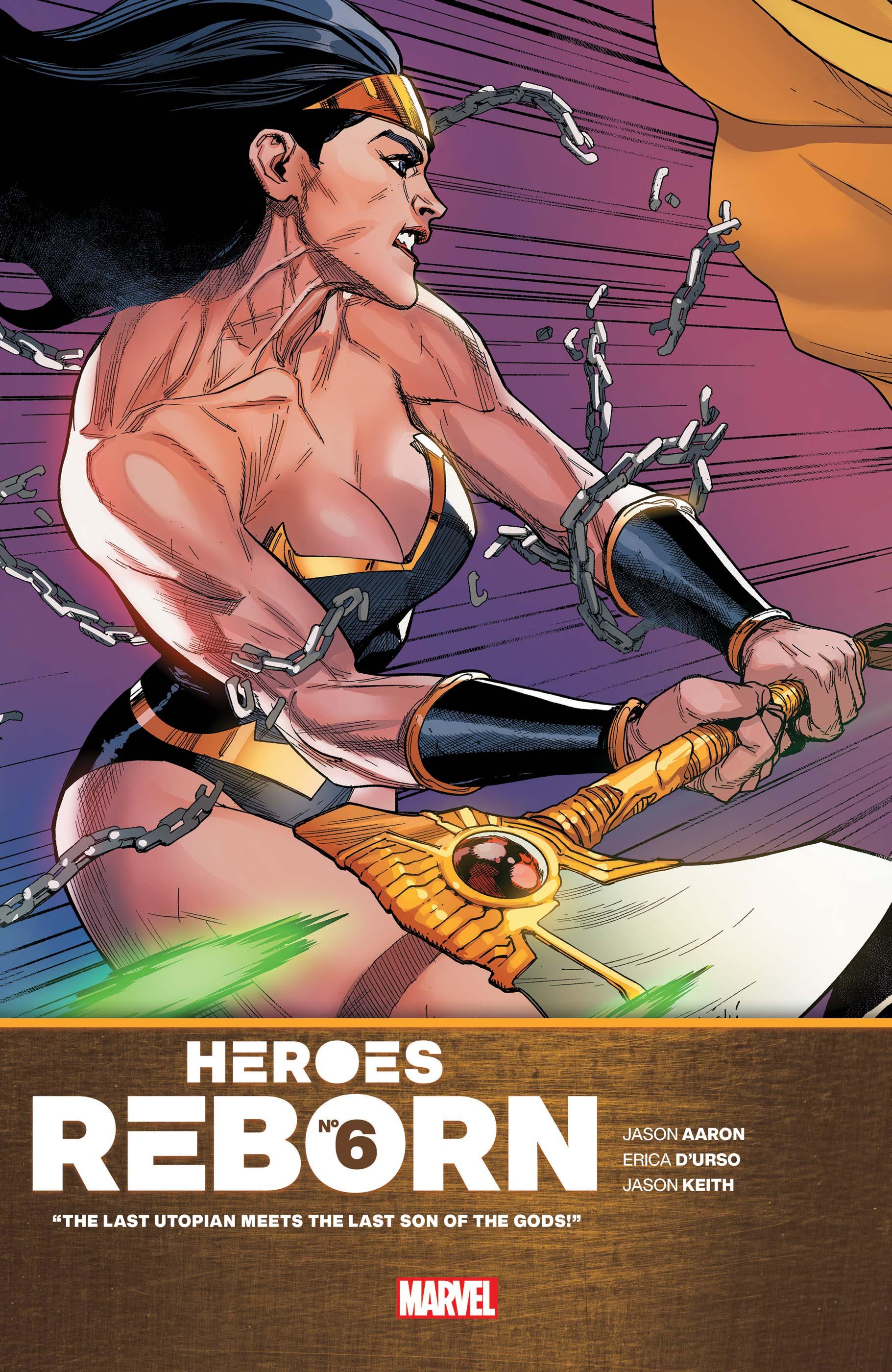 Heroes Reborn (2021) #6