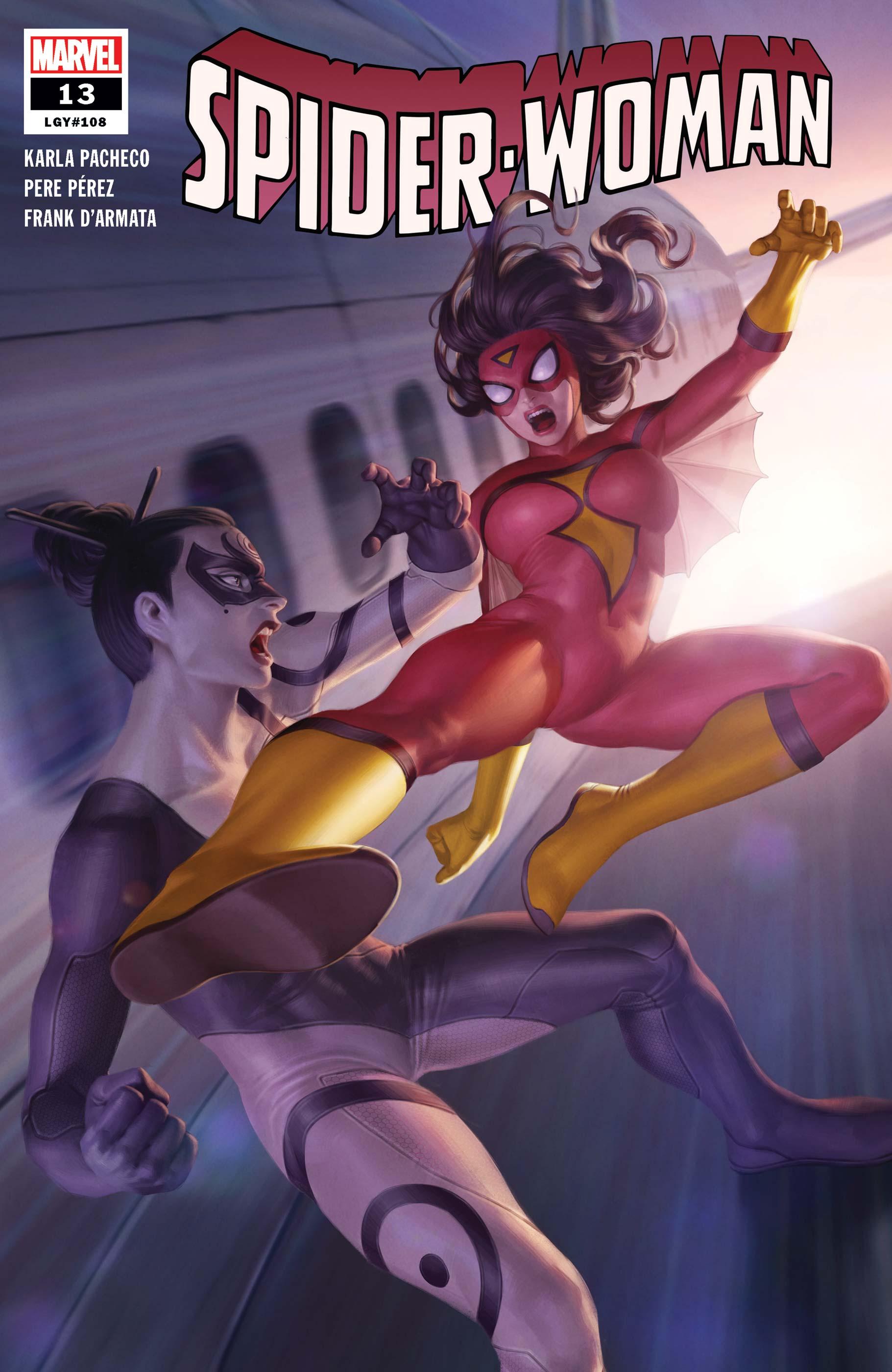 Spider-Woman (2020) #13