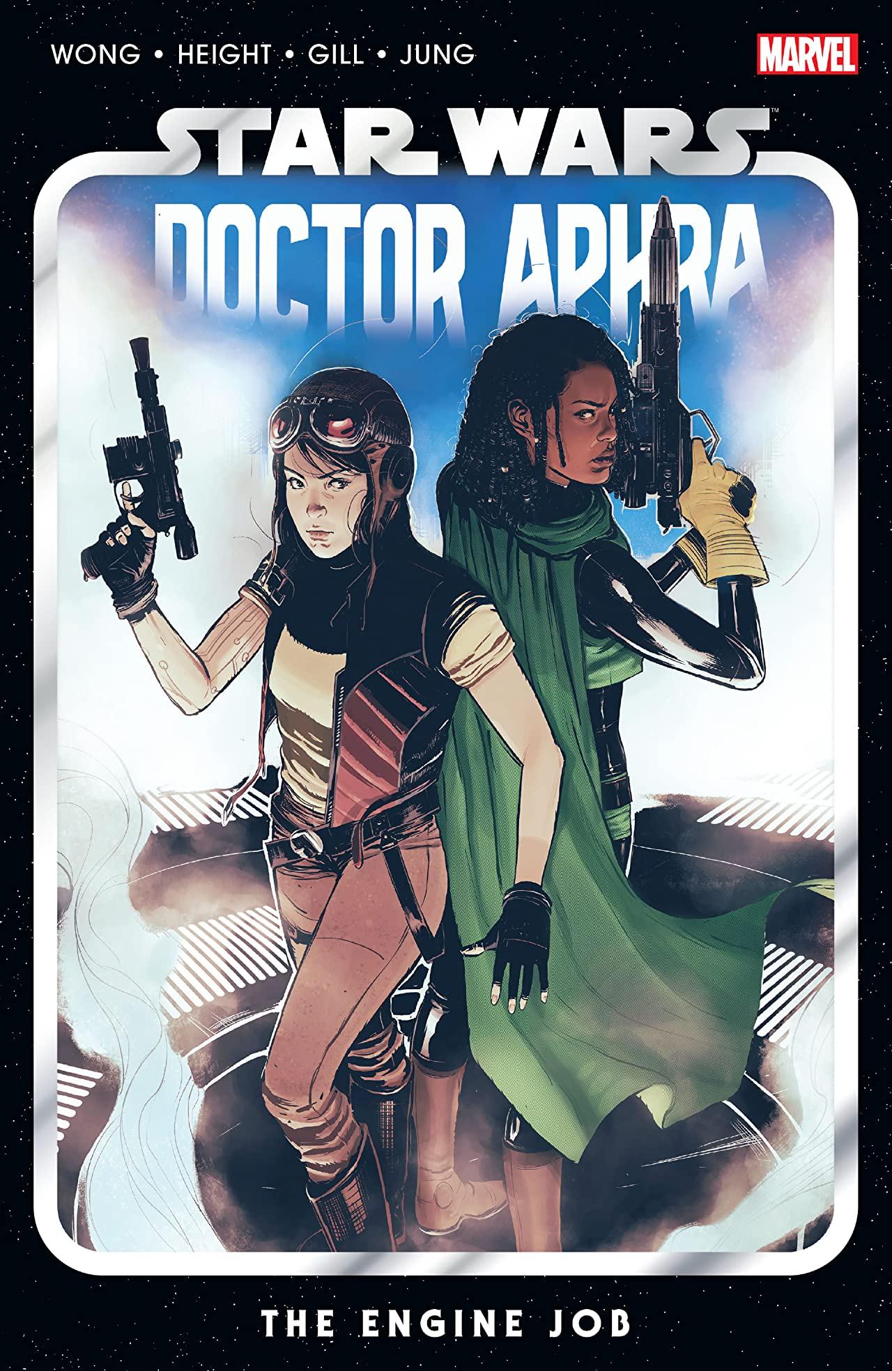Star Wars: Doctor Aphra Vol. 2 - The Engine Job (Trade Paperback)