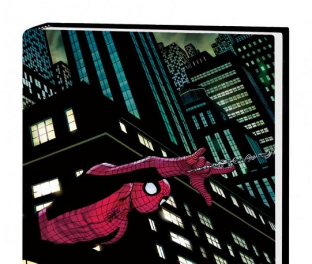 SPIDER-MAN: DIED IN YOUR ARMS TONIGHT PREMIERE HC
