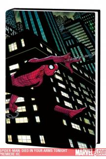 Spider-Man: Died in Your Arms Tonight (Hardcover)