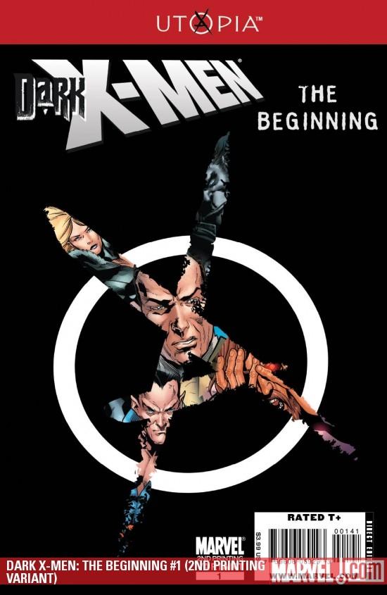 Dark X-Men: The Beginning (2009) #1 (Variant)