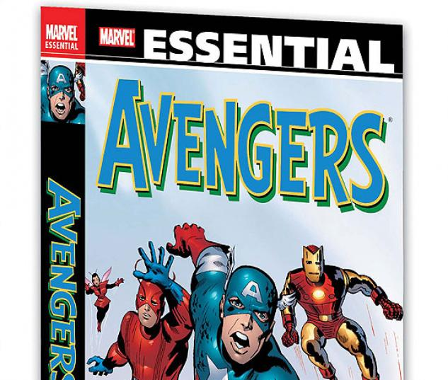ESSENTIAL AVENGERS VOL. 1 TPB #0
