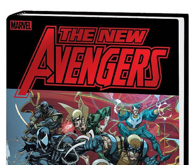 NEW AVENGERS VOL. 3 #0
