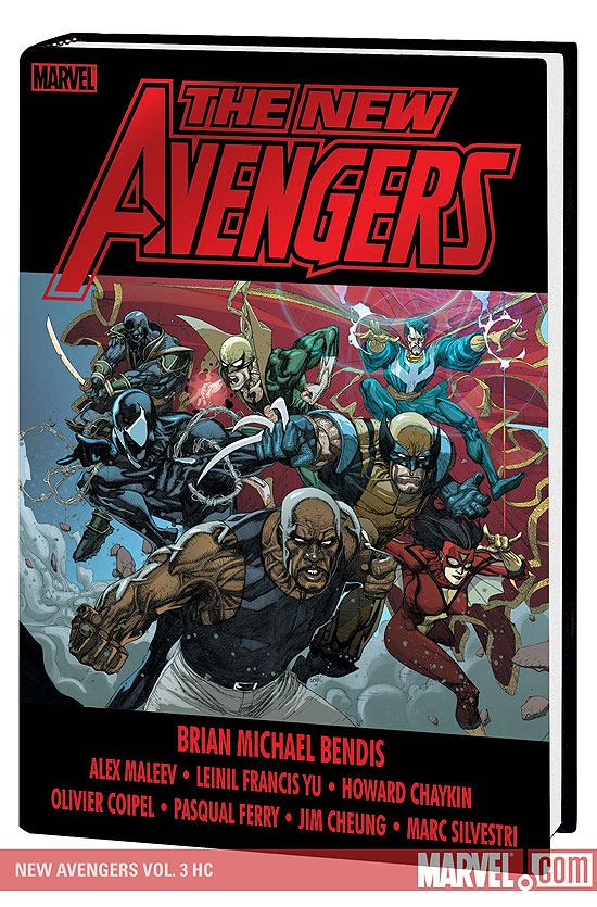 New Avengers Vol. 3 (Hardcover)