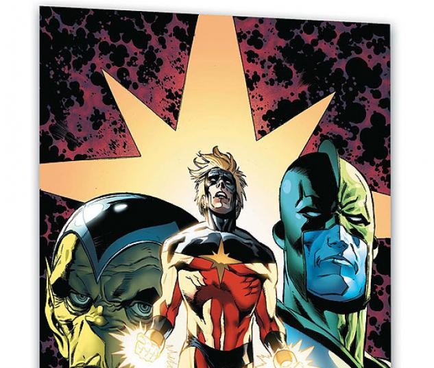 SECRET INVASION: CAPTAIN MARVEL #0