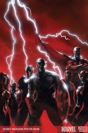 Secret Invasion Poster Book (2009) #1