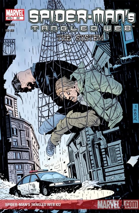 Spider-Man's Tangled Web (2001) #22