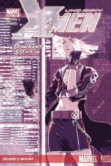 Uncanny X-Men #419