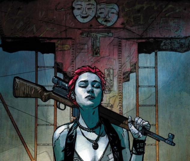 Scarlet (2010) #2