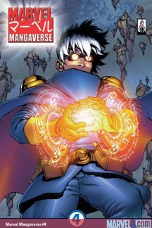 Marvel Mangaverse #4