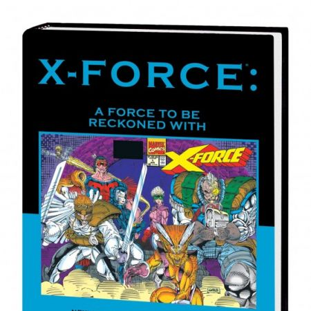 X-Force: Force to Be Reckoned with TPB (Trade Paperback)
