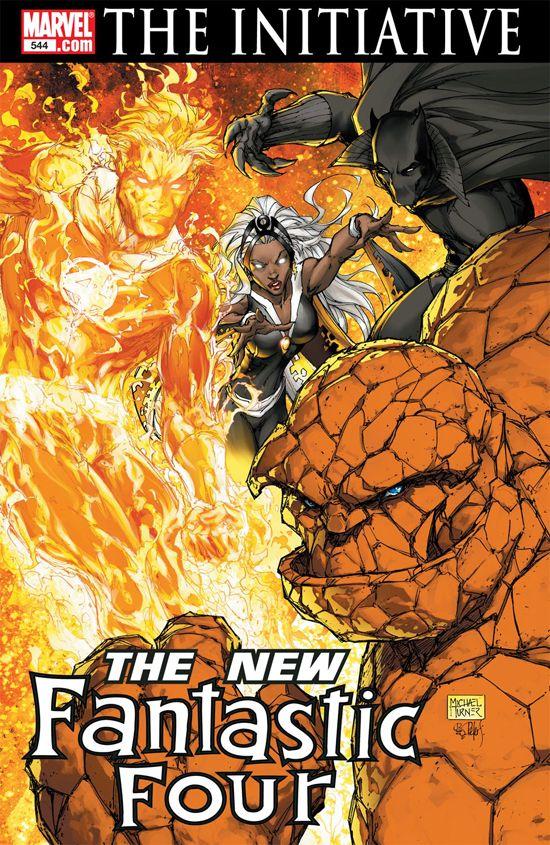 Fantastic Four (1998) #544