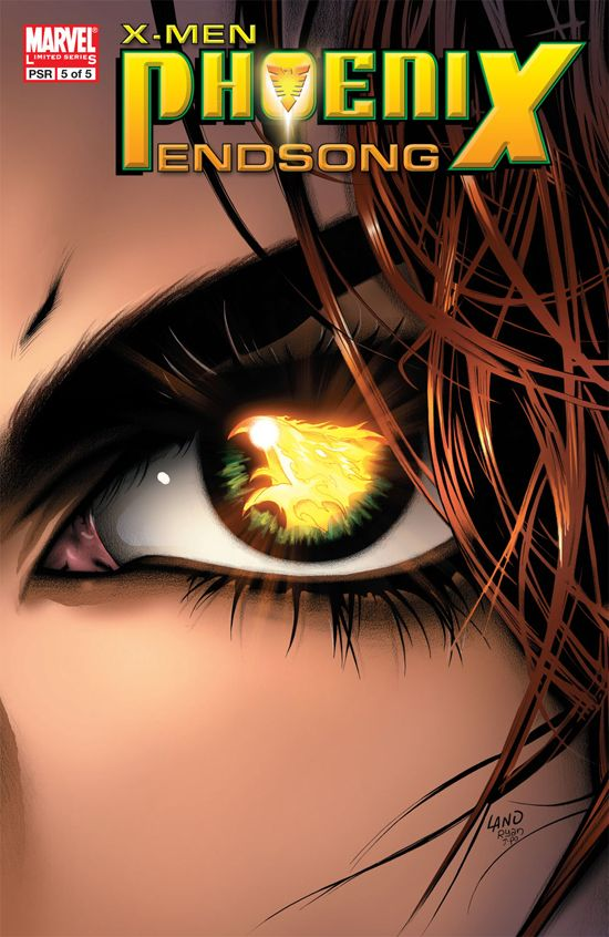 X-Men: Phoenix - Endsong (2005) #5