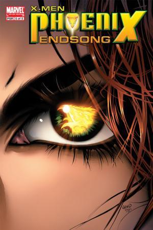 X-Men: Phoenix - Endsong #5