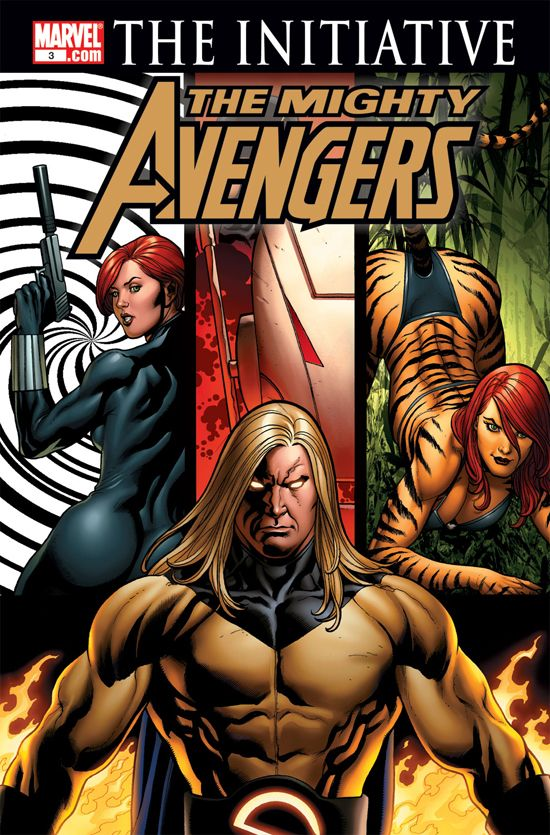 The Mighty Avengers (2007) #3