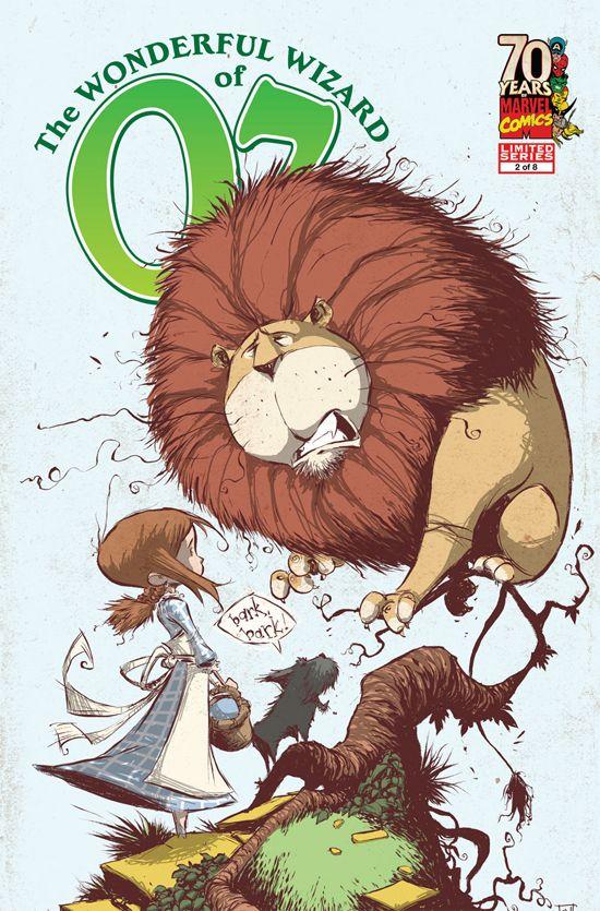 The Wonderful Wizard of Oz (2008) #2