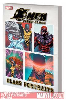 X-Men: First Class - Class Portraits (Graphic Novel)