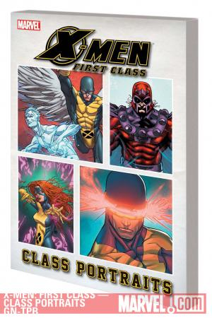 X-Men: First Class - Class Portraits (Graphic Novel)