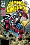 Captain America #432
