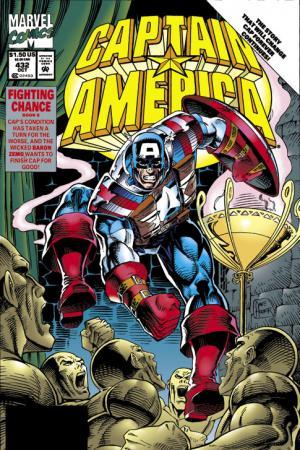 Captain America (1968) #432