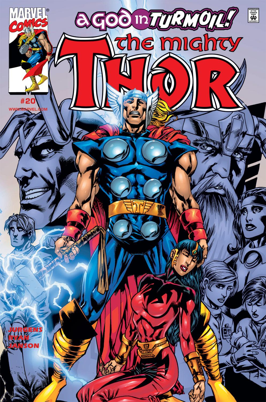 Thor (1998) #20