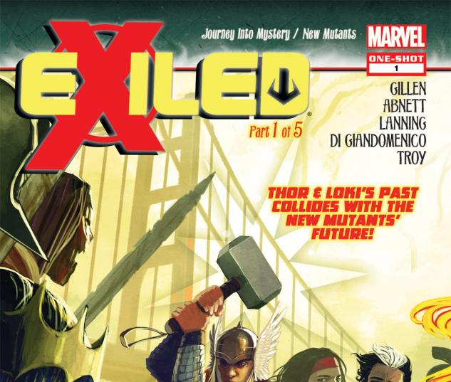 Exiled (2011) #1