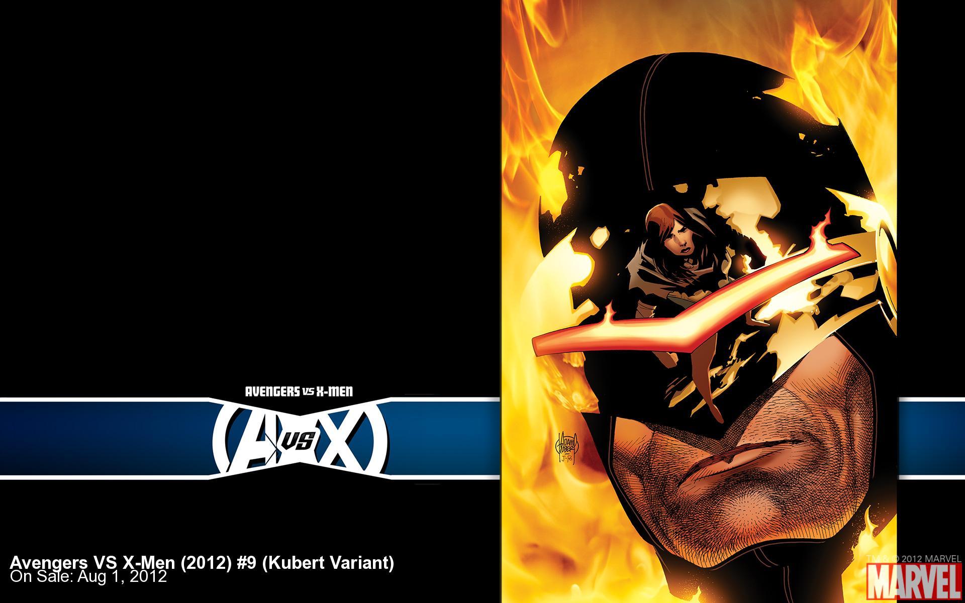 Avengers VS X-Men (2012) #9 (Kubert Variant)