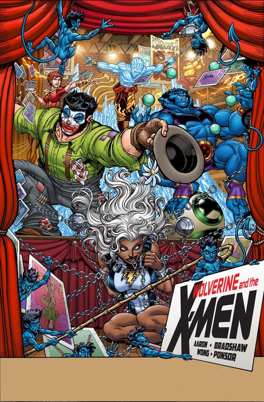 Wolverine & the X-Men (2011) #21