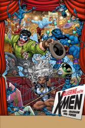 Wolverine & the X-Men #21