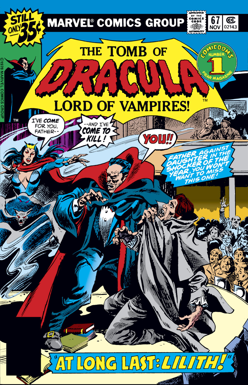 Tomb of Dracula (1972) #67