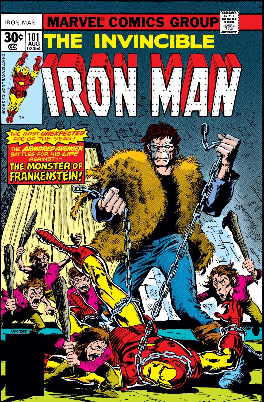 Iron Man (1968) #101