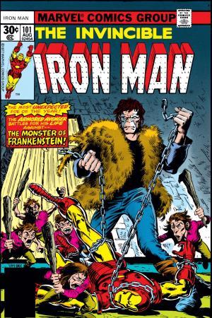 Iron Man #101