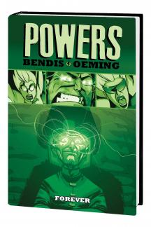 POWERS VOL. 7: FOREVER PREMIERE HC (Hardcover)