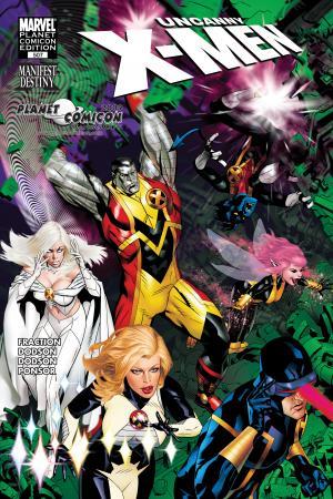 Uncanny X-Men (1963) #507 (PLANET COMICS GOLDEN VARIANT)